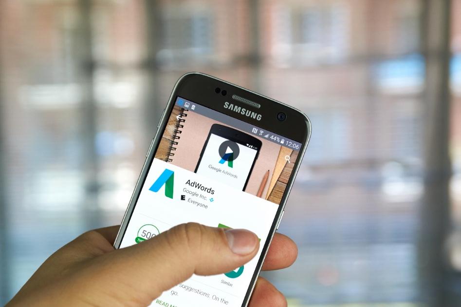 Google AdWords maakt je zichbaar